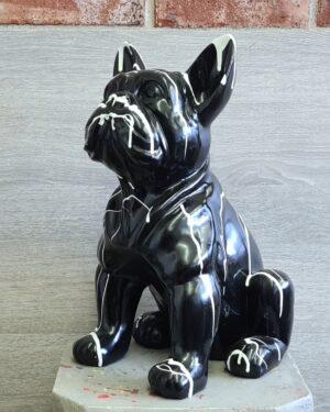Grote Bulldog beelden kopen Nederland en België