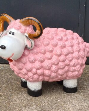 Gekleurde dieren beelden kopen bij vrolijkebeelden.nl in Almelo