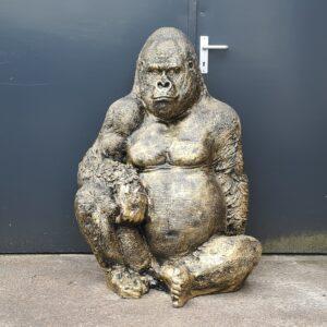 Kunststof dier beeld kopen bij vrolijke beelden in Almelo